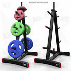 We R Sports Standard Weight Plate Tree Rack Stand Storage For 1 Plates Discs 8