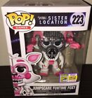 SDCC 2017 Exclusive Funko Pop! Games: Sister Location – Jumpscare Funtime Foxy
