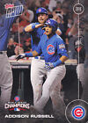 2016 Topps Now Chicago Cubs World Series Champions Team Set 18