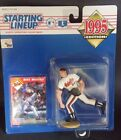 Starting Lineup 1995 Edition Mike Mussina Figure and Card