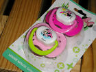 Minnie Mouse Pacifier Set BRAND NEW Cute Shower Gift  BPA FREE