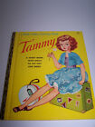 Vintage Tammy Golden Book A52 1963 Story Book Paper Dolls Uncut Nice