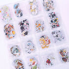 New Multi Style Cute Cartoon Stickers Decorative Diary Package Sticker DIY