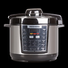 Pressure Multi Cooker LED 4.8 Litre Non Stick Coating By Daikin? RMC-M110A