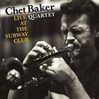 Chet Baker - Live at the Subway Club [New CD] Spain - Import