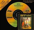Audio CD: Grand Illusion, Styx. New Cond. Gold CD. 780014206727
