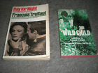 TWO BY TRUFFAUT DAY FOR NIGHT  THE WILD CHILD BOOKS