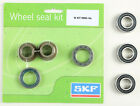 SKF 2007-2016 HONDA CRF150R Expert WHEEL SEAL KIT W/BEARINGS REAR WSB-KIT-R005-H