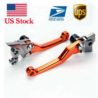 CNC Pivot Brake Clutch Levers For KTM 250 300 400 450 505 525 530 SX EXC XC XC-W