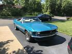 1970 Ford Mustang chrome 1970 Ford Mustang Convertible