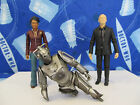 DR DOCTOR WHO AUTON MARTHA JONES DAMAGED CYBERMAN FIGURES JOB LOT BUNDLE