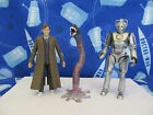 DR WHO 10th DOCTOR CYBERMAN PRISONER ZERO ACTION FIGURES JOB LOT BUNDLE
