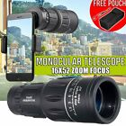New Vision Mini Binoculars 30 x 60 Zoom Outdoor Travel Folding Telescope Bag
