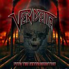 Vendetta-Feed The Extermination  (UK IMPORT)  CD NEW