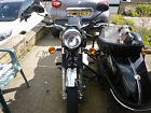 LARGER PHOTOS: enfield 500 bullet combi 2004 low milage full service history from new