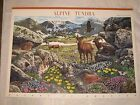 Alpine Tundra Nature Of America 1 Sheet 10 USA Postage Stamps 2006 Issue