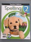 BJU PRESS BOB JONES SPELLING 2 TEACHERS MANUAL SECOND EDITION 2012