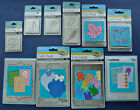 Assorted Cuttlebug Cutting Dies  Embossing folders Your Choose