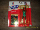 DELL CURRY STARTING LINEUP SPORTS FIGURE - UNOPENED NOS 1989 EDITION