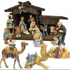 hummel 16 piece large nativity set with stable retail 4000