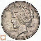 1925 US Peace Silver Dollar 90 Pure Silver 760