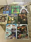 33 Pinball Flyer's Medieval Madness, many others, Near Mint or Mint
