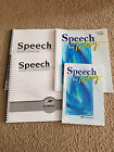 Abeka Homeschool Speech For Today Grades 9 12 Lot Like New Condition A Beka