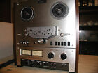 AKAI GX 266D Reel To Reel Tape Deck Nice with New Transistors
