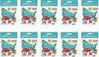 HUGE LOT Jolees ROAD TRIP Stickers 10 Packs FAMILY VACATION LUGGAGE CAR