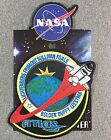 NASA STS 45 MISSION PATCH Official Authentic SPACE 55in Made in USA
