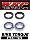 Kawasaki Z440 D LTD Belt 1980 - 1983 WRP Front Wheel Bearing Kit