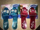 Disney Frozen Elsa And Anna Costume Dress Up Play Shoes Heels NWT