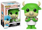 FUNKO POP #04 T-BONE (ECCC 2017) EMERALD CITY COMIC CON 2017 VINYL FAST POST 🎀