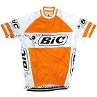 Cycling Jersey BIC Retro Vintage Bike Racing Riding Tri MTB Team Pro Jersey New