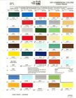 1977 FORD PICKUP TRUCK F 150 F 250 F 350 BRONCO ECONOLINE VANS PAINT CHIPS PPG