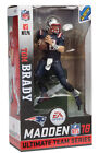 NFL Madden 18 TOM BRADY New England Patriots Chase COLOR RUSH Variant McFarlane