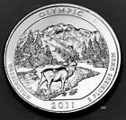 2011 D MINT Olympic Quarter America The Beautiful Mint Uncirculated Clad