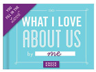 Knock Knock What I Love About Us Fill In The Blank Journal UK IMPORT BOOK NEW