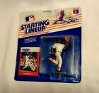1988 Starting Lineup SLU Boston Red Sox Ellis Burks MOC Sealed Carded FREESHP