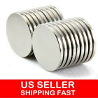 5 10 25 100pc 20mm x 3mm 13 16x1 8 Strong Disc Rare Earth Neodymium Magnets US