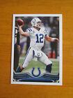 VERY RARE! 2013 Topps Football NO NAME ERROR (2nd Year) - Andrew Luck #50 Colts