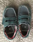 Pediped Flex Boy Boat Shoe Size 26 US 9 95 navy