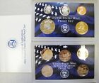 NEW NIB 2001 S 10 COIN US MINT PROOF SET IN OGP W STATE QUARTERS
