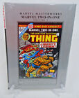 The THING Marvel Two In One Volume 2 Marvel Masterworks HC Hard Cover New Sealed