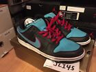 Nike SB Dunk Low Angel and Demons Size 13 Sneakers Shoes Gold Box Skate Boarding