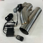 3 Inch 76mm Electric Exhaust Muffler Valve Cutout System with Wireless Remote