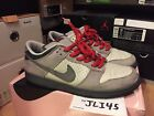 Nike SB Dunk Low Band Aid Size 13 Sneakers Shoes Pink Box Skate Boarding
