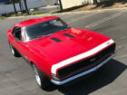 1967 Chevrolet Camaro RS SS tribute 1967 CAMARO RS SS tribute ZZ502 big block Tremec TKO 5 speed 12 bolt posi