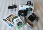 Canon EOS 550D Rebel T2i Body Only 18MP box and all original accessories