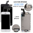 For iPhone 5 5c 5s 6 6s Plus LCD Touch Screen Digitizer Replacement+ Home Button